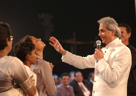 Benny Hinn in India