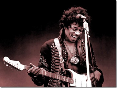 Jimi Hendrix (November 27, 1942 – September 18, 1970)