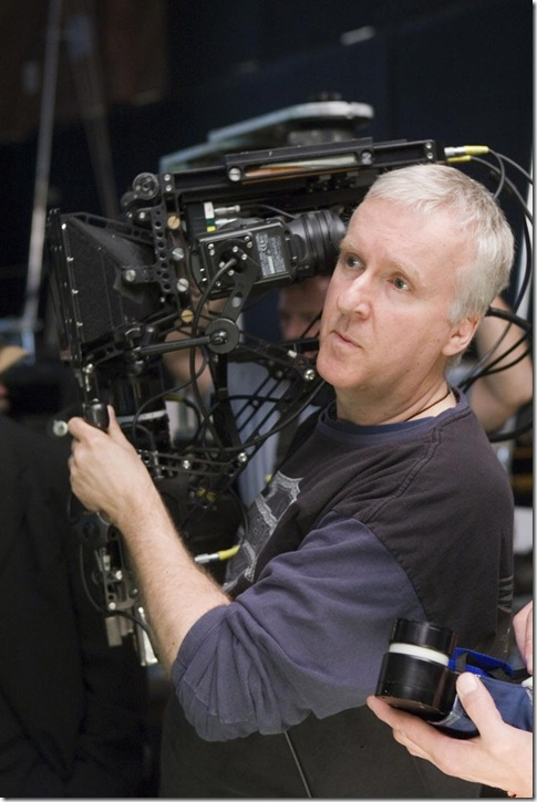 james cameron with camera