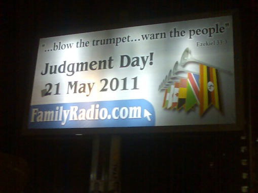 billboard on kampala road