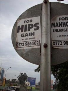 hips enlargement