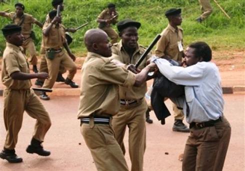 police in uganda