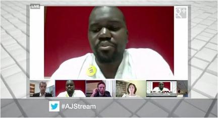 James Onen on Al Jazeera's 'The Stream'